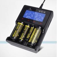 Xtar VC4 Batteriladdare.
