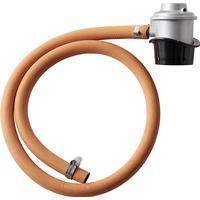 Kosan Gas Regulatorkit 29 Mbar M Gas Hose And Clamps