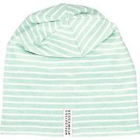 Geggamoja Topline Beanie - Green Mel / White (1117130)
