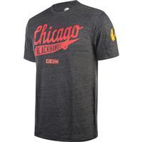 CCM Chicago Blackhawks Strike First T-Shirt Sr
