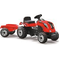 Smoby Farmer XL Tractor + Trailer