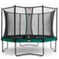 Berg Champion + Safety Net Comfort 380cm