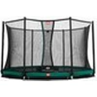 Berg Champion InGround + Safety Net Comfort 380cm