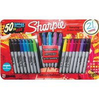 Sharpie Permanent Markers Special Edition 21-pack