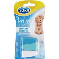 Scholl Velvet Smooth Elektrisk Nagelfil Refill Scholl