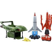 Thunderbirds Vehicle Super Set