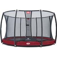 Berg Elite InGround + Safety Net T-series 430cm