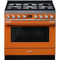 Smeg CPF9GMOR Orange