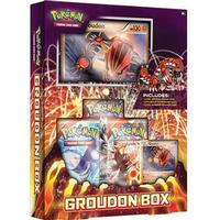 Pokémon Groudon Box
