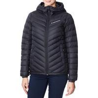 Peak Performance Frost Down Hood Jacket Black (G58685031)