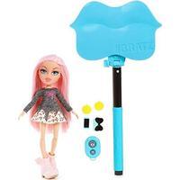 Bratz Selfie Stick med Cloe Doll
