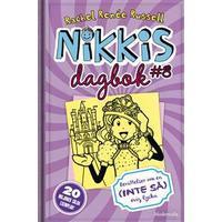 Nikkis dagbok #8: berättelser om en (inte så) evig lycka (Inbunden, 2017)