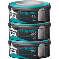 Tommee Tippee Sangenic Tec Compatible Cassette 3-pack