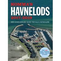 Komma's havnelods 2017-2019, E-bog