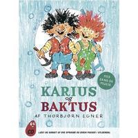 Karius og Baktus: med musik og sange, Lydbog CD
