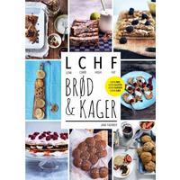LCHF - brød og kager, E-bog