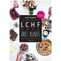 LCHF året rundt: low carb high fat, Paperback