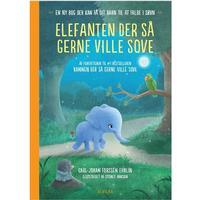 Elefanten der så gerne ville sove: en ny bog der kan få dit barn til at falde i søvn, Lydbog CD