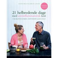 21 helbredende dage med antiinflammatorisk kost, E-bog