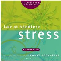 Lær at håndtere stress: 4 effektive øvelser, Lydbog CD