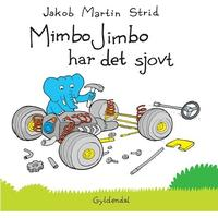 Mimbo Jimbo har det sjovt, Hardback