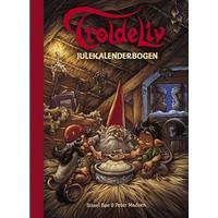 Troldeliv: julekalenderbogen, Hardback