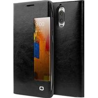 Qialino Classic Pattern Magnetic Flip View Case (Mate 9 Pro)