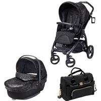 Young Versace Young Versace Stroller Black Barnvagn