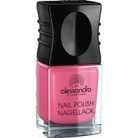 Alessandro Nail Polish #42 Neon Pink 10ml