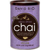 David Rio Orca Spice Chai SugarFree