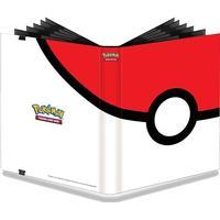 Pokémon, pärm, pro-binder, pokeball - 9 pocket a4