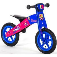 Volare FC Barcelona Wooden Balance Bike 12