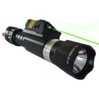 grön laser jakt