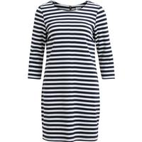 Vila Vitinny Simple Dress Blue/Total Eclipse (14033863)