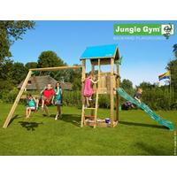 Jungle Gym Castle 2-Swing