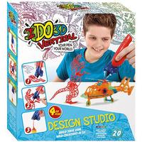 IDo3D Vertical 4 3D Pens Design Studio Wild Fun