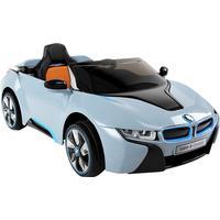 BMW i8 Concept Elbil