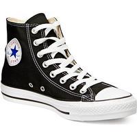 Converse All Star Canvas Hi Black 1