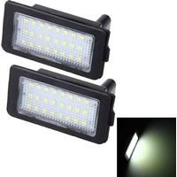 LED Nummerpladebelysning BMW E38