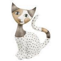 Goebel Cat Rachele Figur