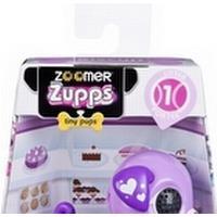 Spin Master Zoomer Zupps Tiny Pups Biscuit, Robotic dog, Lila, Violett, Plast, 4 År, Alkalisk, LR44