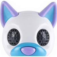 Spin Master Zoomer Zupps Tiny Pups Barkhem, Robotic dog, blå, Violett, Vit, Plast, 4 År, Alkalisk, LR44
