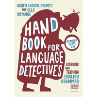 Handbook for language detectives: learning and teaching English grammar, Hæfte