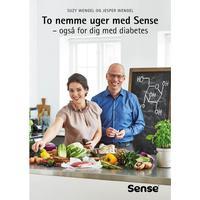 To nemme uger med Sense: også for dig med diabetes, Hæfte