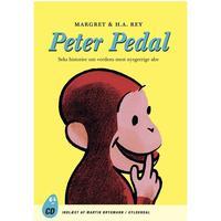 Peter Pedal, Lydbog CD