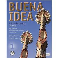 Buena idea 1 - Libro de textos, Tekstbog med elev-cd, Hæfte