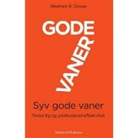 7 gode vaner (kort udgave): Fortalt af Stephen R. Covey, Lydbog MP3