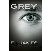 Grey: Fifty Shades of Grey as Told by Christian, Paperback