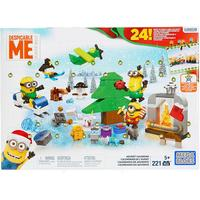 Mega Bloks Despicable Me Minions Advent Calendar 2015