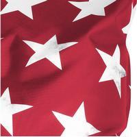 Hillerstorp Sittsäck Big Bag Stars Röd -